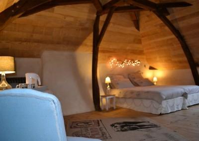 Chambre d'hôtes au Domaine des Vaulx