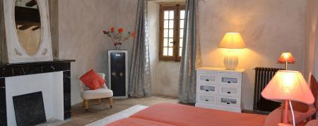 Chambre d'hôtes Marie-Caroline Domaine des Vaulx