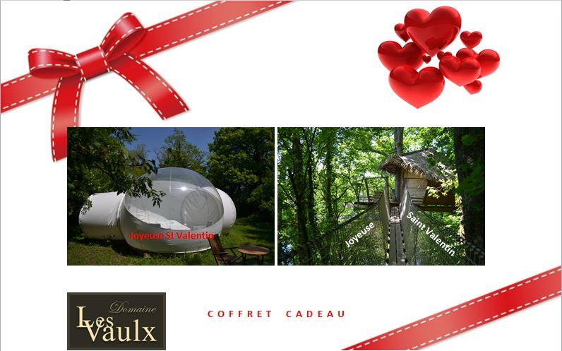 Joyeuse Saint Valentin au Domaine des Vaulx