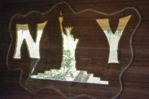 Cabane New-York oublier la civilisation