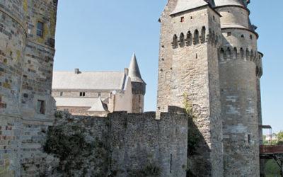 Escapade aux portes de la Bretagne